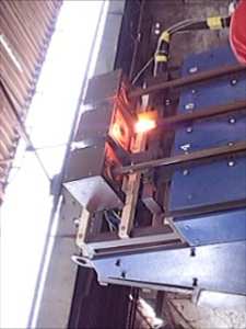 Induction Heating For Forging Application