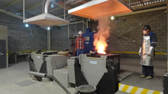 Induction Smleting Furnace
