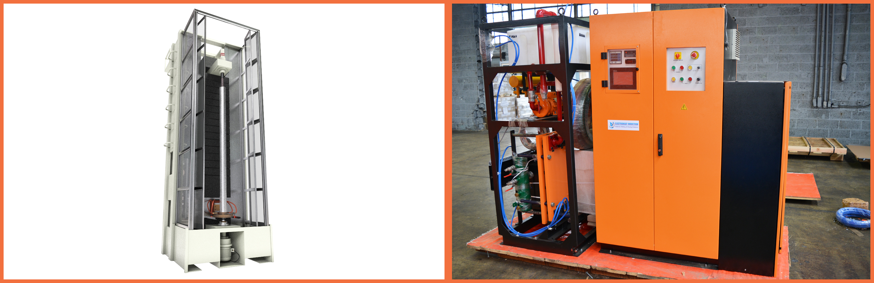 Quality Induction Heating Systems Reduce Operations Costs System