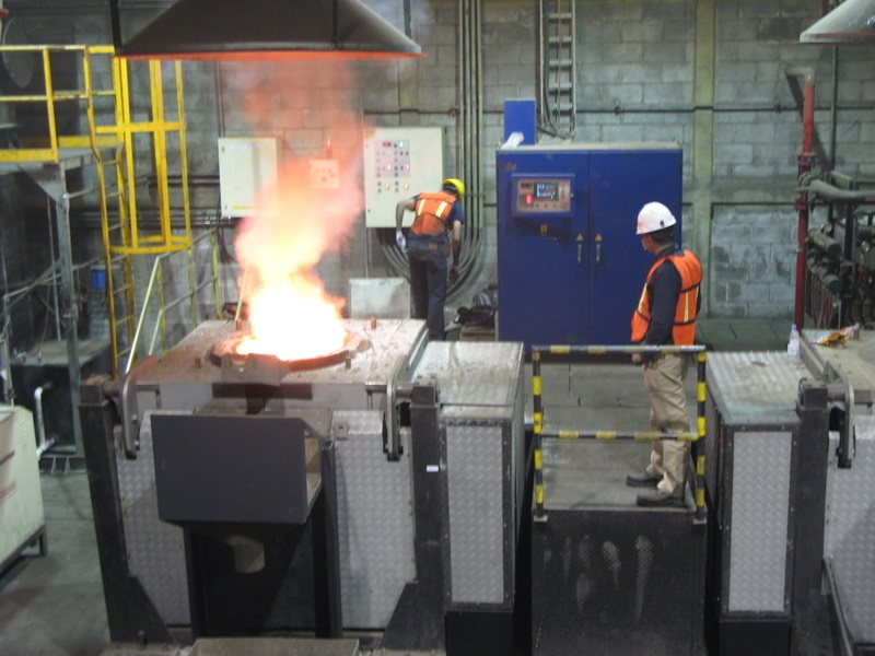 Industry Leading Induction Furnace Manufactures Electroheatinduction