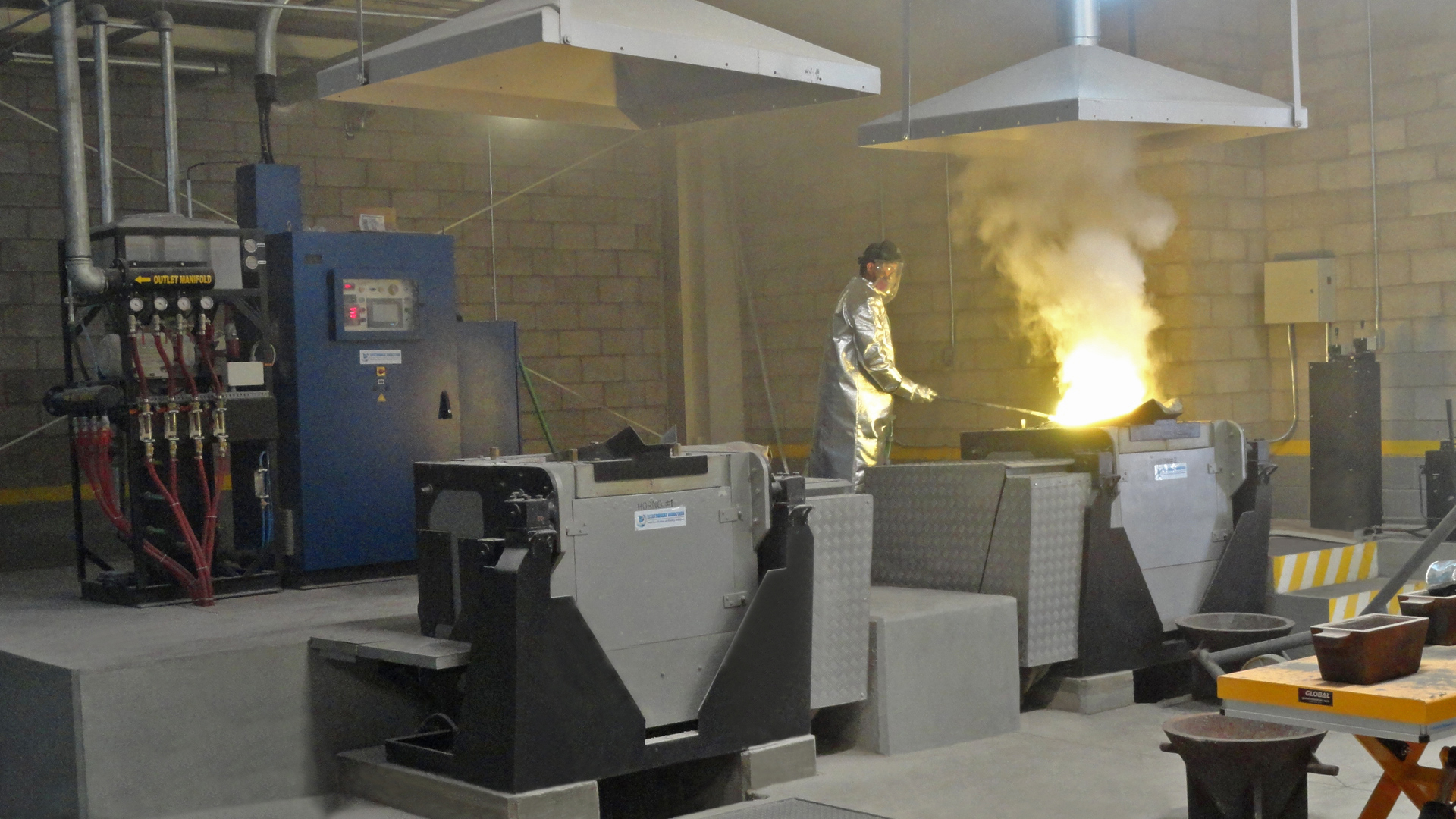 Factor Consider During Selection Of Induction Furnace